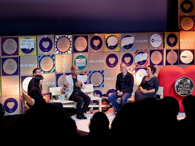 Socratic dialogue @ Picnic Festival