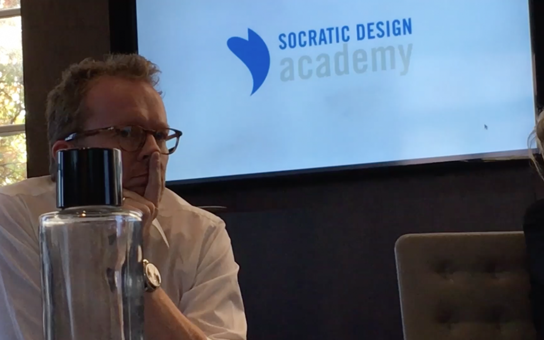 Socratic Design Workshop in London